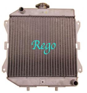 Quality Honda Rincon Aluminum ATV Radiator For Automotive Car Engine Cooling for sale