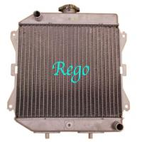 Buy Honda Rincon Aluminum ATV Radiator For Automotive Car Engine Cooling at wholesale prices