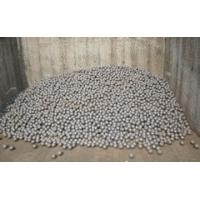 Quality Hardness Cr Cast Iron Balls , HRC60 Grinding Media With φ100,φ90 for sale