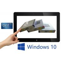 Quality Windows 10 Full Packaged Product , Windows 10 Famille Fpp Key Card License for sale