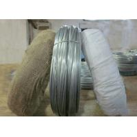 Buy cheap 12-20 BWG Gauge Galvanized Iron Wire / Gi Wire For Construction Wire from wholesalers