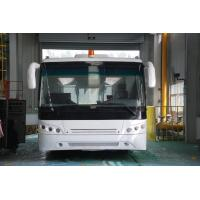 Quality 4 Stroke Diesel Engine Airport Coach , 102 Passenger Airport Shuttle Bus for sale