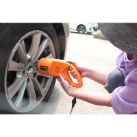Quality portable  12V electric impact wrench and wheel spanner for loosen tyre screw for sale