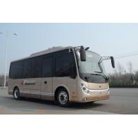 Quality Zhongtong Brand Second Hand Microbus , Used Commercial Bus With 10-23 Seats for sale