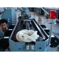 Quality Single Wall PVC Pipe Production Line , Plastic Pipe Extrusion Machine for sale