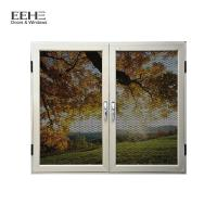 Quality Customized Size Aluminum Window Door With Fluorocarbon Surface Treatment for sale