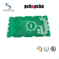 Quality 6 layer multilayer pcb manufacturing process with through-hole for sale