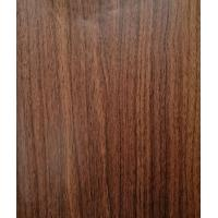 Quality Visual 3D 45GSM Wood Grain Foil Paper Fire Resistance Degradable For Chest Drawers for sale