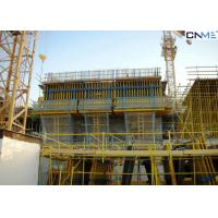 Quality Construction Climbing Scaffolding System With Adjustable Brace Simple Operation  for sale