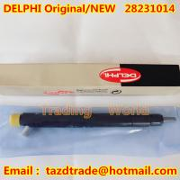 Quality DELPHI Original Injector 28231014 / 1100100-ED01 for GREAT WALL 1100100ED01 greatwall GMW for sale