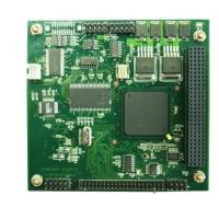Quality FR4 Blank PCB Board / Reverse Engineering PCB Boards  UL / RoHS Certificate for sale