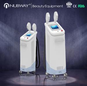 Quality Hot promotion Big sale Portable 2 IN 1 ipl shr/ipl skin rejuvenation with 3000W Power !!! for sale