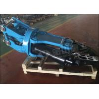 Quality Big Jaw Opening Excavator Demolition Machine Hydraulic Cutter Less Cycle Time for sale