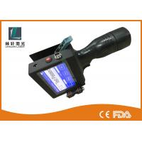 China Environmentally friendly Handheld Inkjet Printer for Code Marking on Wood , Metal on sale
