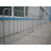 China QUEENSCLIFF CCB barriers fencing portable fencing for sale crowd control fencing supplier 1.1m x 2.1m on sale