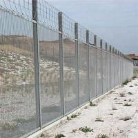 Buy cheap anti climb 358 high security welded wire mesh fence from wholesalers
