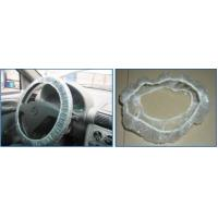 Quality PE plastic steering wheel cover - manufacturing machine for sale