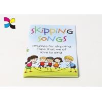 Buy Custom Paperback Book Printing Coloring Hardcover / Funny Children Board Books at wholesale prices