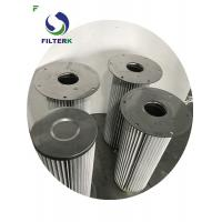 Quality Silicon Powdered Custom Air Filters , Anti Static Dust Extraction Filters  for sale