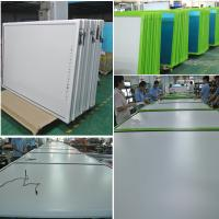 Quality Factory price 82 inch Infrared 10 point touch IR touch Smart board, interactive whiteboard for sale
