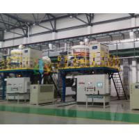 Intelligent Vacuum Heat Treatment Production Line For Whole Heat Treating Process for sale