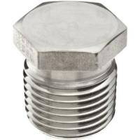 Quality stainless ASTM A182 F304LN hex head plug for sale