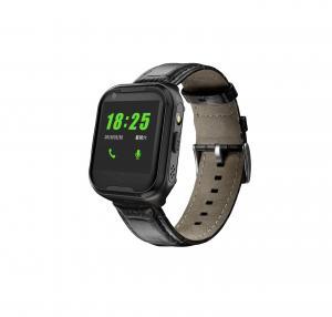 Quality SOS Fall Alarm 650mAh Battery IP67 Seniors Smartwatch for sale