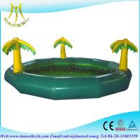 Quality Hansel 2016 Cheap Inflatable Pool / Adults Inflatable Water Pool for sale