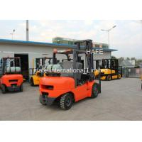 Quality Environmental Protection 2.5T LPG Forklift Trucks With 1.8m Long Fork Extension for sale