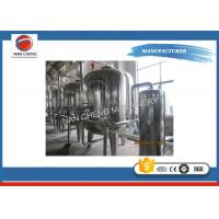 Quality Electric Reverse Osmosis Drinking Water System , Reverse Osmosis Unit 1T ~ 30T Large Capacity for sale