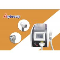 Quality 1064nm And 532nm ND Yag Laser Machine Tattoo Removal Equipment 1000MJ for sale