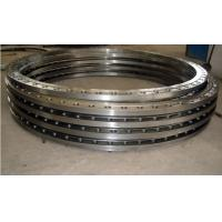 Quality ASTM DIN Hot Stainless Steel Forgings , Aviation Smelting Forged Flanges for sale
