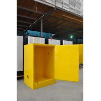 Buy 12GAL Flammable Safety Storage Cabinets with Double vents For Industrial at wholesale prices