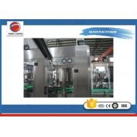 Quality Electric Aluminum Can Filling Machine Stainless Steel For Carbonated Beverage for sale