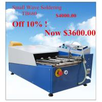 Quality Wave soldering machine TB680 in electric industry for sale