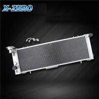 Quality 91-2001Jeep Aluminum Radiator Jeep Cherokee Comanche Limited L4 L6 AT MT 2 Row for sale