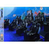 Buy Fiber Leather 5D Motion Theater Chair 3 People Per Set Chair at wholesale prices