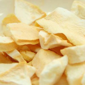 China Freeze Dried Papaya Sliced for Women Wholesale Freeze Dried Food on sale