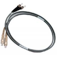 Quality Optical Fiber Patch Cord-OM2(50/125)-Gray cable- SC-ST Connector for sale