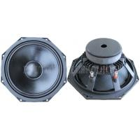 10 Inch Bass Powered Pa Speakers 98dB 75 Watts 8ohm With Paper Cone for sale