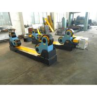 Quality Wireless Control SAR Self Aligning Pipe Welding Rotator with Polyurethane Wheels for sale