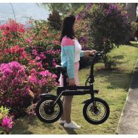 Quality Disc Brake Folding Electric Scooter 350W / 500W With CE / ROHS for sale