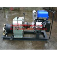 Quality Cable Hauling and Lifting Winches,cable feeder ,Capstan Winch for sale