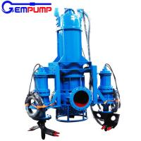 Buy cheap Hydraulic submersible centrifugal sand slurry pump from wholesalers