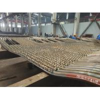 Quality Customized water wall panels for coal, biomass fired boiler for sale