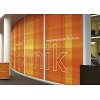 Scratch Resistant Digital Printing On Glass For Building Exterior Wall