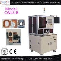Quality PLC Action Quickly Laser Tin Ball Spraying Soldering Machine , Length 1070±5mm for sale