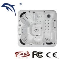Quality Europe Standard Hydro Massage Spa Hot Tub  6 Person Whirlpool Massage Hot Tub for sale