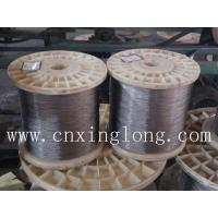 Quality sell xinglong galvanized steel wire rope 1x7 1x19 1x25 1x37 6x7 7x7  6x19 for sale