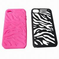 Quality Promotional Case for iPhone 5, Customized Colors and Logo Designs are Accepted for sale